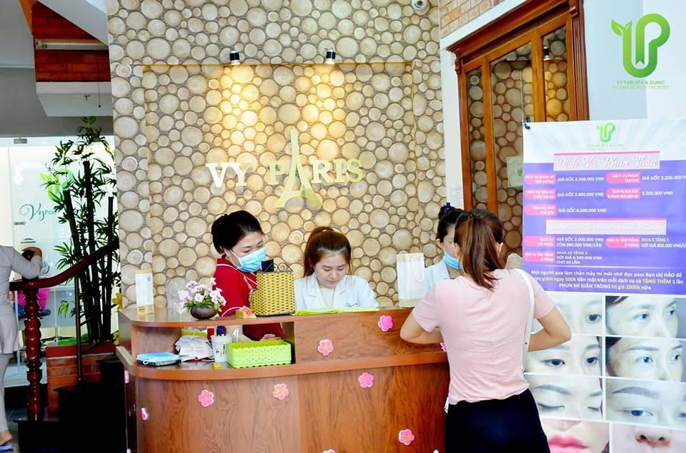 Khám phá bí mật Spa uy tín tại TPHCM VyParis Spa nơi vẻ đẹp lên ngôi