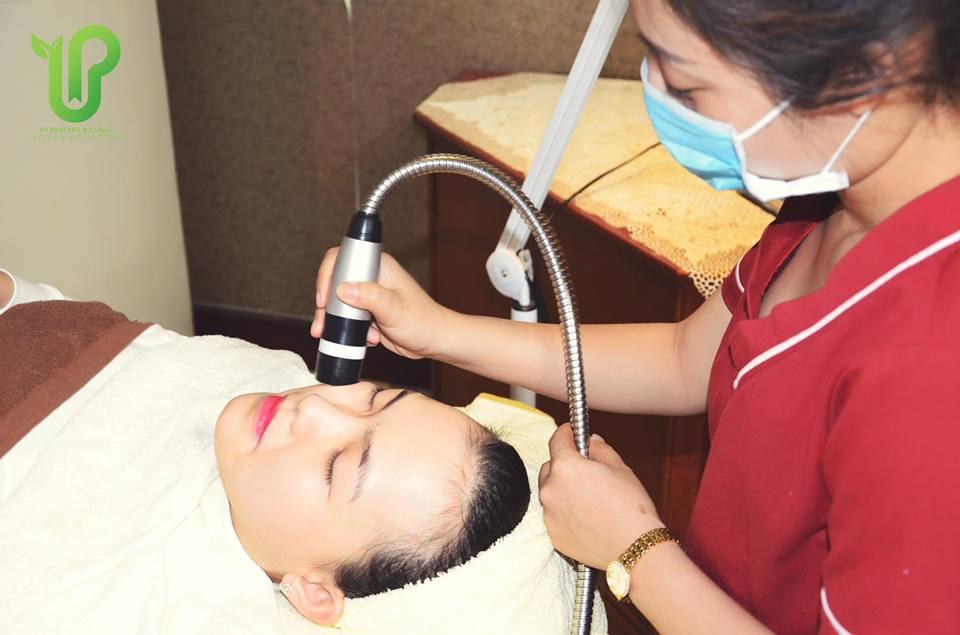 Spa trị mụn hiệu quả tại TPHCM