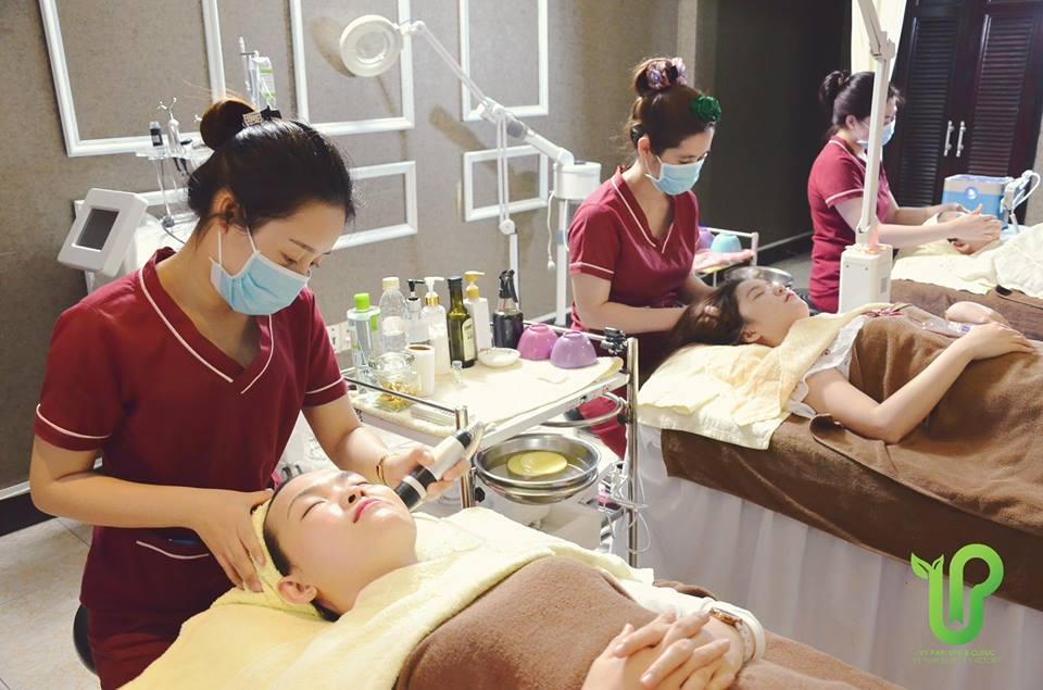 Thẩm mỹ viện chăm sóc da mặt Vyparis spa Nơi khởi đầu cho sắc đẹp