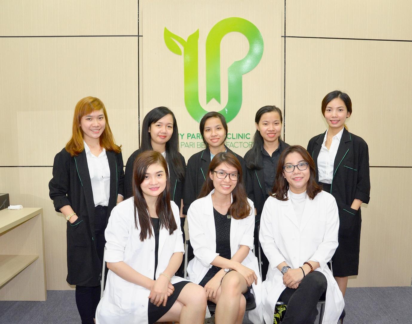 VyParis top 3 spa uy tín tại TPHCM