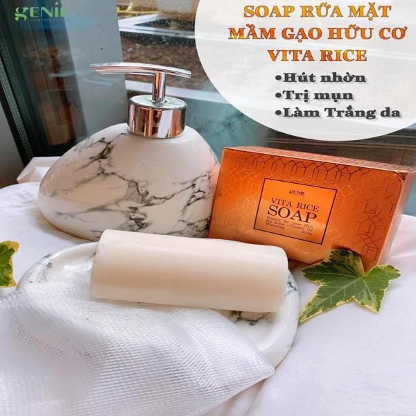 SOAP RỬA MẶT VITA RICE